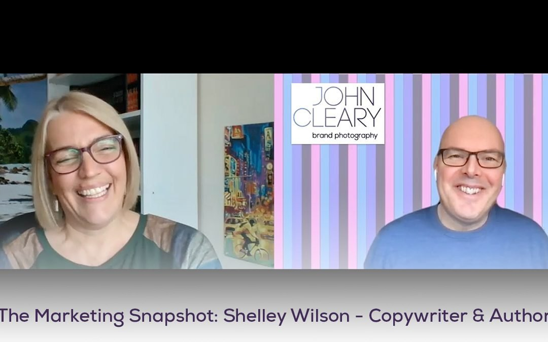 The Marketing Snapshot: 3 – Shelley Wilson – Copywriter and Author