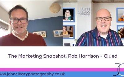 The Marketing Snapshot: 12 – Rob Harrison – Proposition
